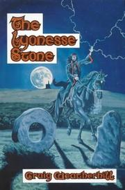 Cover of: The Lyonesse Stone | Craig Weatherhill