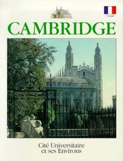 Cover of: Cambridge (Pevensey Heritage Guides)