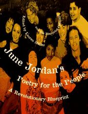 Cover of: June Jordan's Poetry for the People
