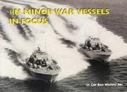 Cover of: RN Minor War Vessels in Focus