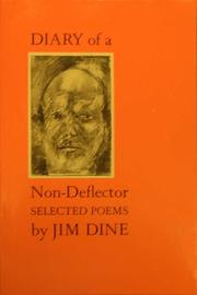 Cover of: Diary of a non-deflector