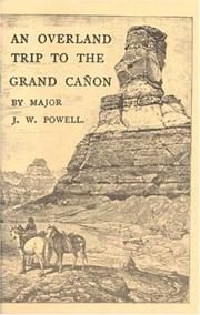 Cover of: Overland Trip to the Grand Canyon (Wild and Woolly West Books)
