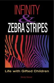 Cover of: Infinity and Zebra Stripes | Wendy Skinner