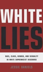Cover of: White lies | Jessie Daniels