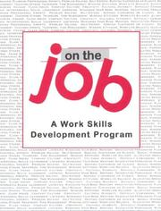 Cover of: On The Job | Laurie Diethelm