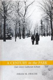 Cover of: A Century in the Park