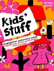 Kids' stuff by Imogene Forte