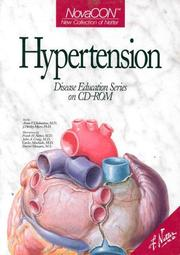Cover of: Hypertension