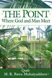 Cover of: The Point Where God and Man Meet