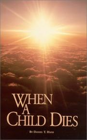 Cover of: When a Child Dies