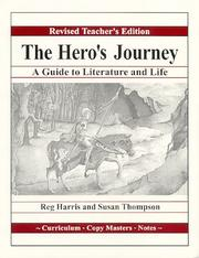The Hero's Journey by Reg Harris, Susan Thompson
