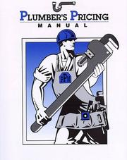 Cover of: Plumbers Pricing Manual by Mert Kennedy