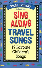 Cover of: Sing Along Travel Songs |