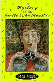 Cover of: Mystery of the Turtle Lake Monster