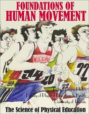 Cover of: Foundations of Human Movement