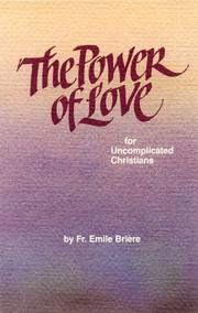 Cover of: The Power of Love