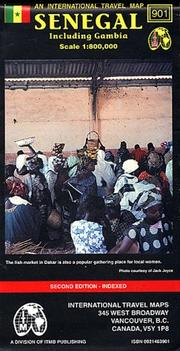 Cover of: Senegal | Sojourn Inc