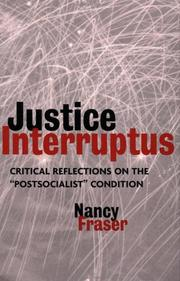 Cover of: Justice interruptus