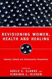 Cover of: Revisioning Women, Health and Healing