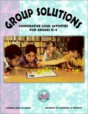 Cover of: Group Solutions Updated Edition | Jan M. Goodman