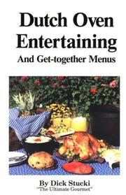 Cover of: Dutch Oven Entertaining