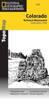 Cover of: Colorado National Monument | Rand McNally