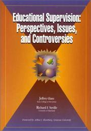 Cover of: Educational supervision | Jeffrey Glanz