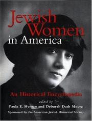 Cover of: Jewish Women in America