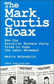 Cover of: The Mark Curtis Hoax