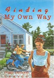 Cover of: Finding My Own Way