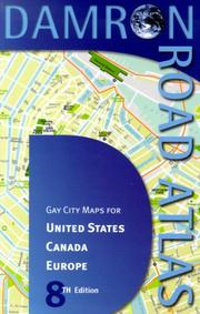 Cover of: Damron Road Atlas