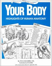 Cover of: Your Body