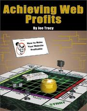 Cover of: Achieving Web Profits