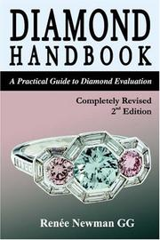 Cover of: Diamond Handbook
