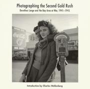 Cover of: Photographing the second gold rush