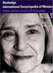 Routledge International Encyclopedia of Women, Volume 4: Quakers - Zionism, Index