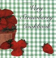 Cover of: Very Strawberry Cookbook