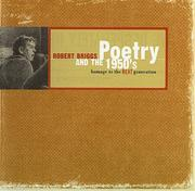Cover of: Poetry and the 1950