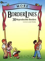 Cover of: More Borderlines