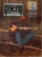 Cover of: Introduction to Acoustic Blues