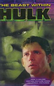 Cover of: The Hulk | Scout Driggs