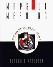 Cover of: Maps of Meaning