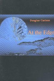 Cover of: At the Edge | Douglas Carlson