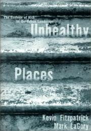 Cover of: Unhealthy Places | Kev Fitzpatrick