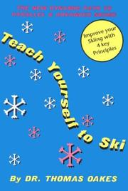 Teach Yourself to Ski