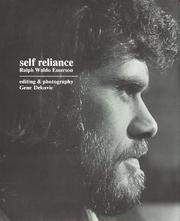 Cover of: Self Reliance | Ralph Waldo Emerson