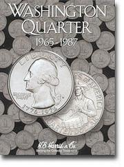 Cover of: Washington Quarters Folder 1965-1987 | H.E Harris