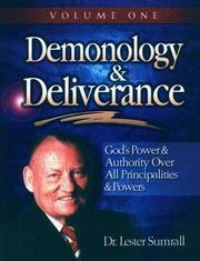 Cover of: Demonology & Deliverance | Lester Frank Sumrall