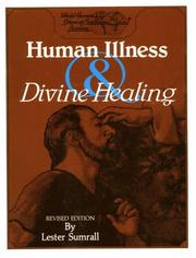 Cover of: Human Illness & Divine Healing | Lester Frank Sumrall