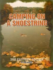 Cover of: Camping on a Shoestring